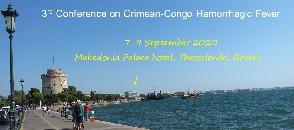 3rd International Conference on Crimean-Congo Hemorrhagic Fever (IC-CCHF) - banner